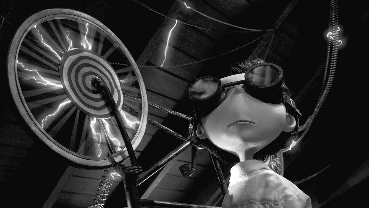Hotel Transylvania Frankenweenie Have Monster Animation Los Angeles Times
