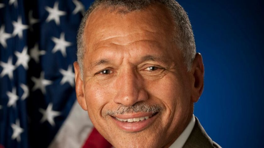 Portrait, Charles F. Bolden, Jr., Administrator, National Aeronautics and Space Administration (NASA