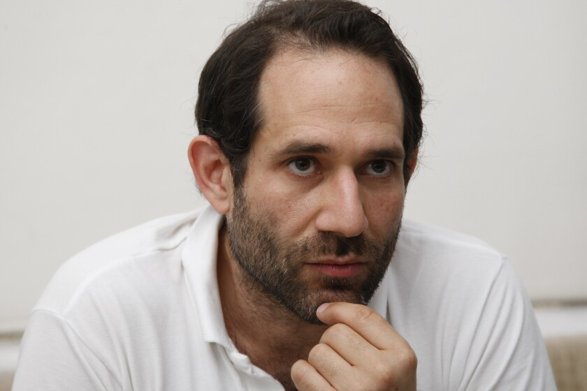 American Apparel's ousted CEO Dov Charney is suing Standard General for at least $30 million.