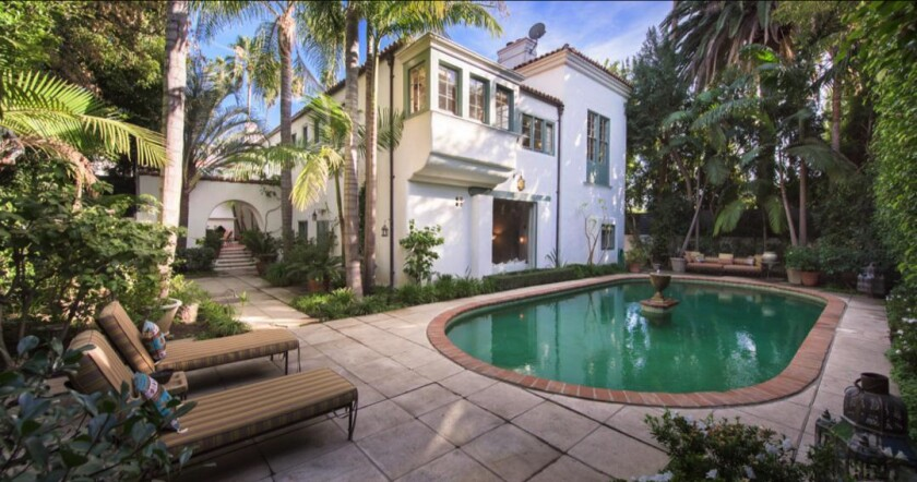 Glen Ballard's former Beverly Hills estate | Hot Property