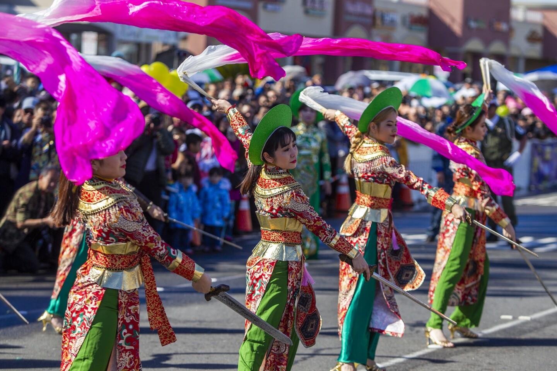 Photo Gallery: The 20th Annual Little Saigon Tet Parade