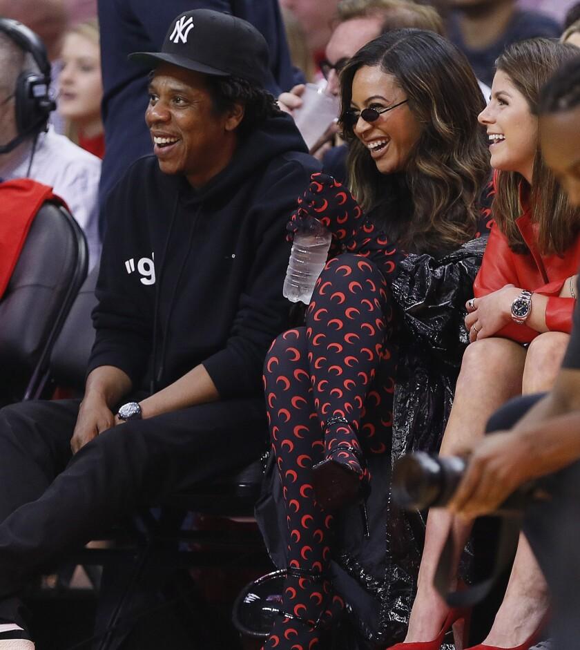 Golden State Warriors v Houston Rockets - Game Six