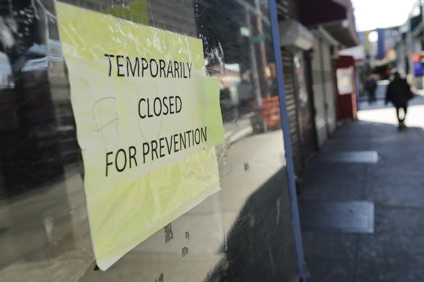 Virus Outbreak Threatening Service Jobs