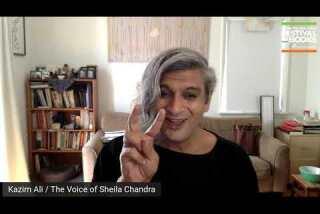 Poems on Singer Sheila Chandra