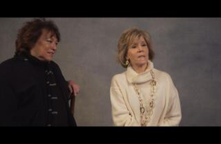 Jane Fonda discusses making a film of her life
