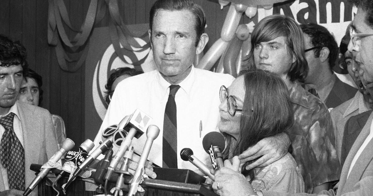 Ramsey Clark dies: Lyndon Johnson attorney general was 93 - Los Angeles Times
