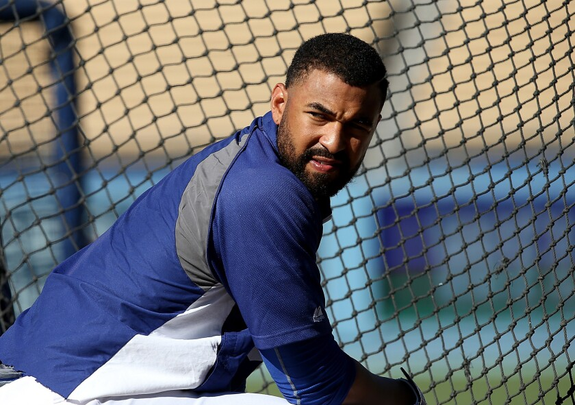 Dodgers outfielder Matt Kemp has made it clear that he wants to play every day, even if that means playing for another team, though he won't seek a trade.