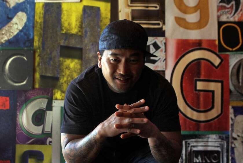 Roy Choi on Chego's move to Chinatown: 'The space has a kind of spiritual glow to it'