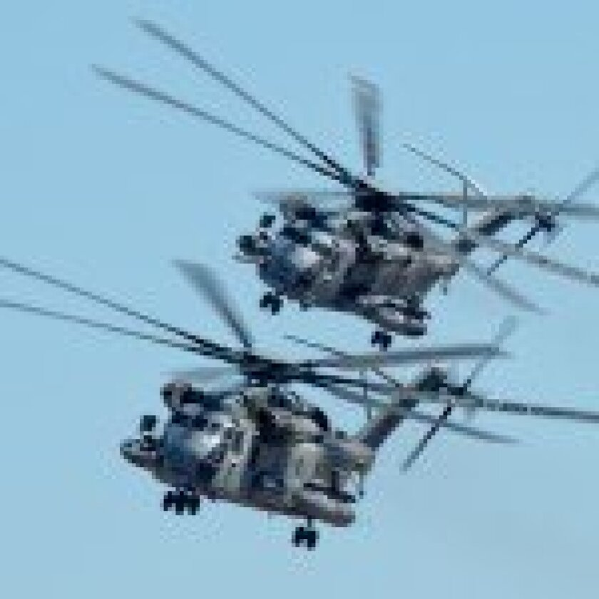 CH-53E Super Stallions