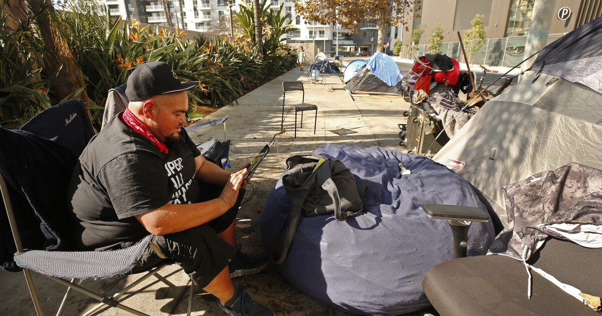 Who has it harder than the homeless when the pandemic closes indoor spaces?