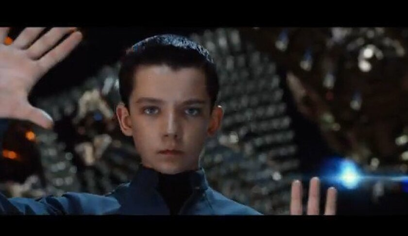 Should you boycott 'Ender's Game' film because of the author's views?