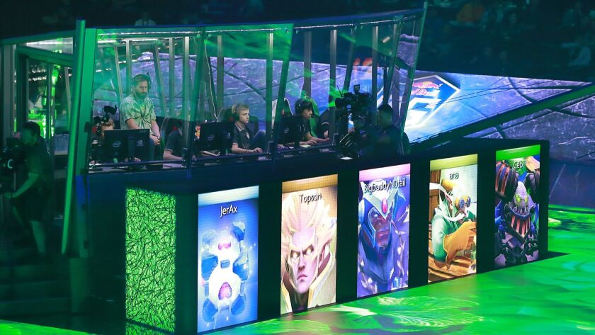 The just-completed international Dota 2 championship in Vancouver, British Columbia, boasted a total prize pool of more than $25 million.