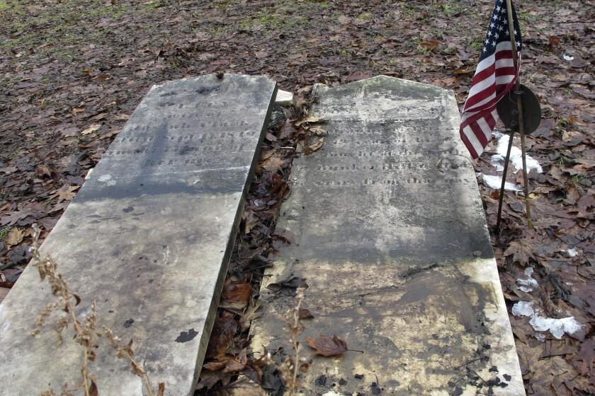 Old Graveyards-Climate Change