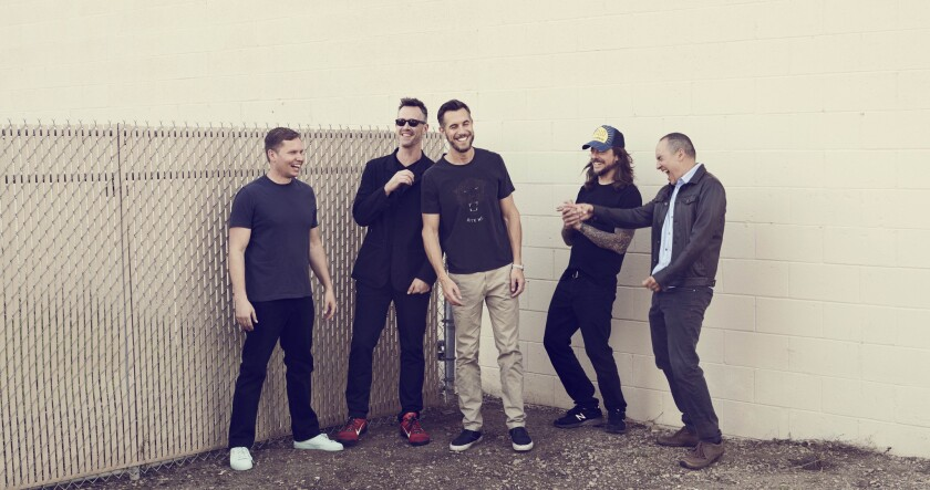 311 and Offspring