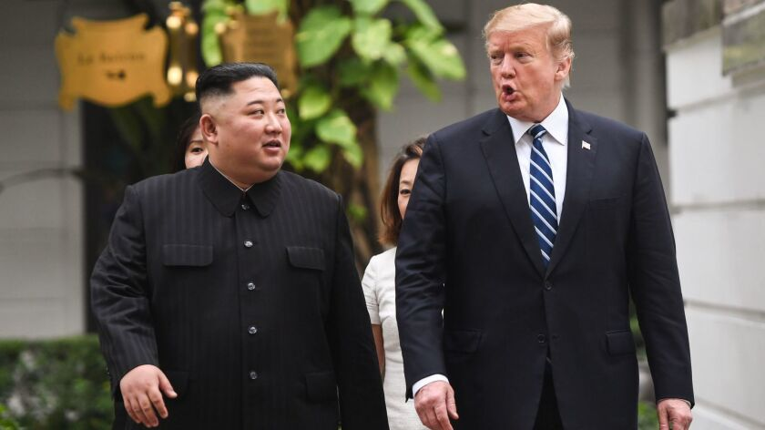 Analysis: 3 things to watch: Kim lets Trump know their 'mysteriously wonderful' chemistry isn't enough