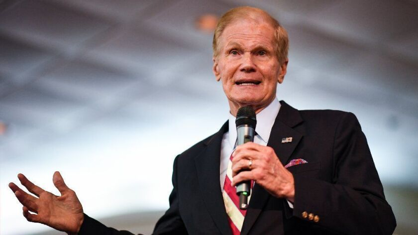 Dem. Senate Candidate Bill Nelson Campaigns In Orlando 2 Days Before Midterms