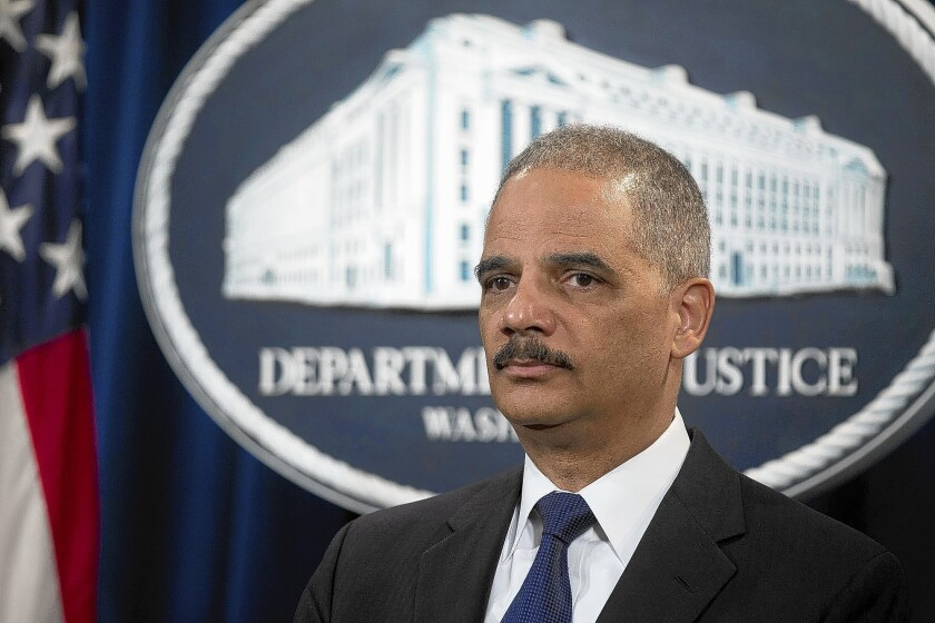 "Atty. Gen. Eric H. Holder, Jr. has announced the creation of a task force within the Justice Department to combat an ""escalating danger"" from ""homegrown"" terrorists within the United States."