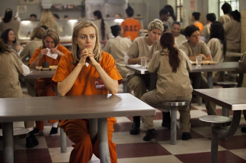 """Thanks to shows including """"Orange is the New Black,"""" Netflix is on a roll."""