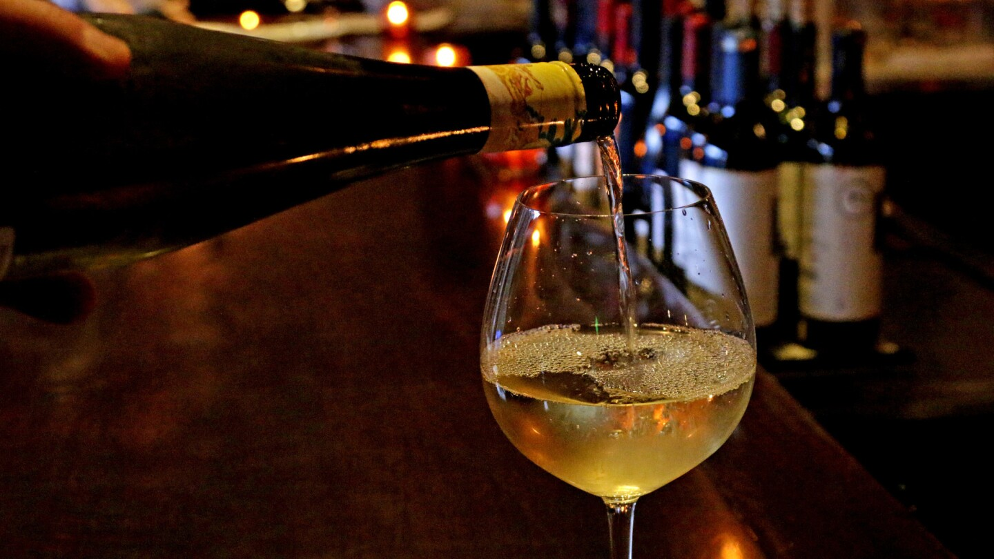 Barbrix in Silver Lake offers a wide array of international wines by the glass.