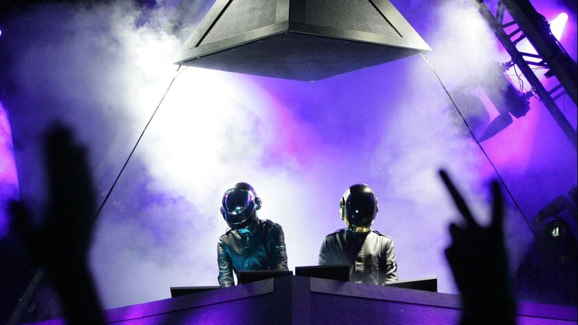 Daft Punk remains one of Coachella's most talked-about performances.