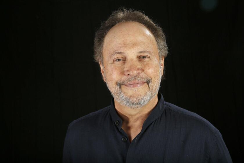 Billy Crystal is no stranger to San Diego — his autobiographical Broadway hit '700 Sundays' got its start at La Jolla Playhouse in 2004. The comedy legend returns to town for 'Spend the Night with Billy Crystal,' 8 p.m. Feb. 16, 2017 at Copley Symphony Hall, 750 B St., downtown San Diego.