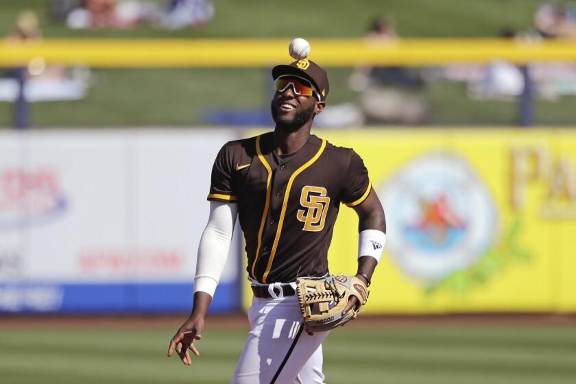 San Diego Padres' Jurickson Profar