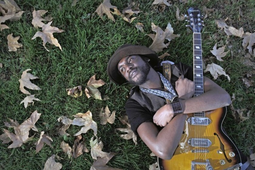 Gary Clark Jr. plays every shade of the blues