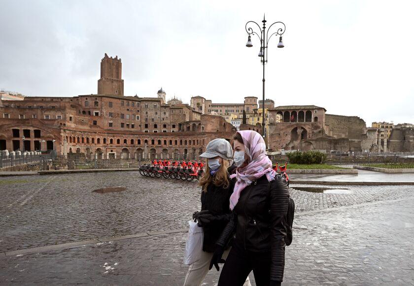 Italy quarantine