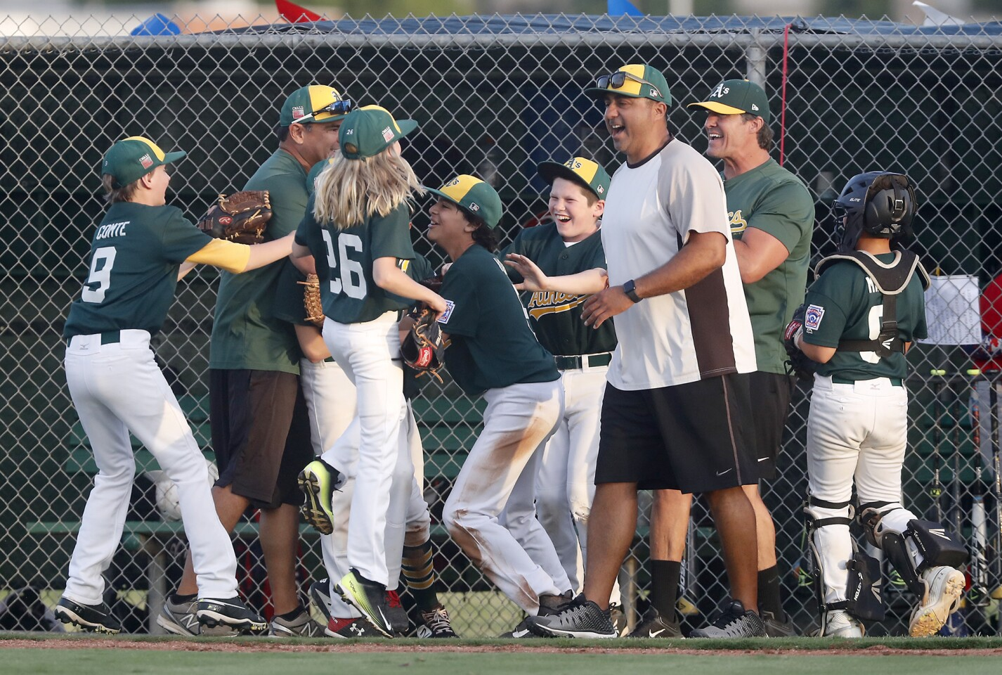 Photo Gallery: Costa Mesa American Little League No. 1 vs. Ocean View Little League No. 2 in the District 62 Tournament of Champions