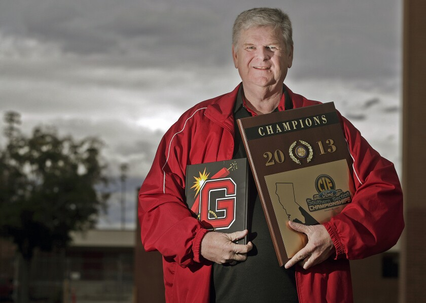 Glendale High co-athletic director Pat Lancaster will retire in June after serving in a number of different capacities at the school over the past 30 years.