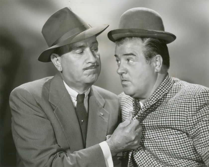 From the Archives: Lou Costello, Famed Comedian, Dies at 52 - Los ...