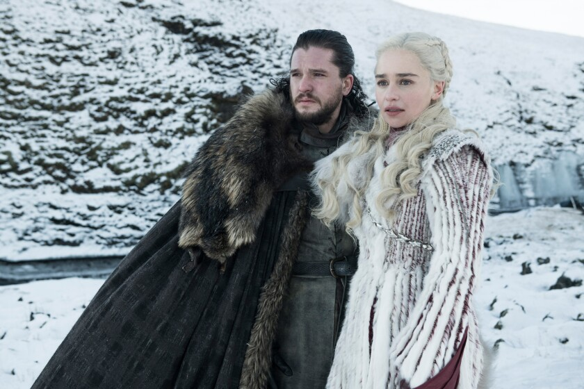 Emmy drama predictions: Bend the knee for 'Game of Thrones
