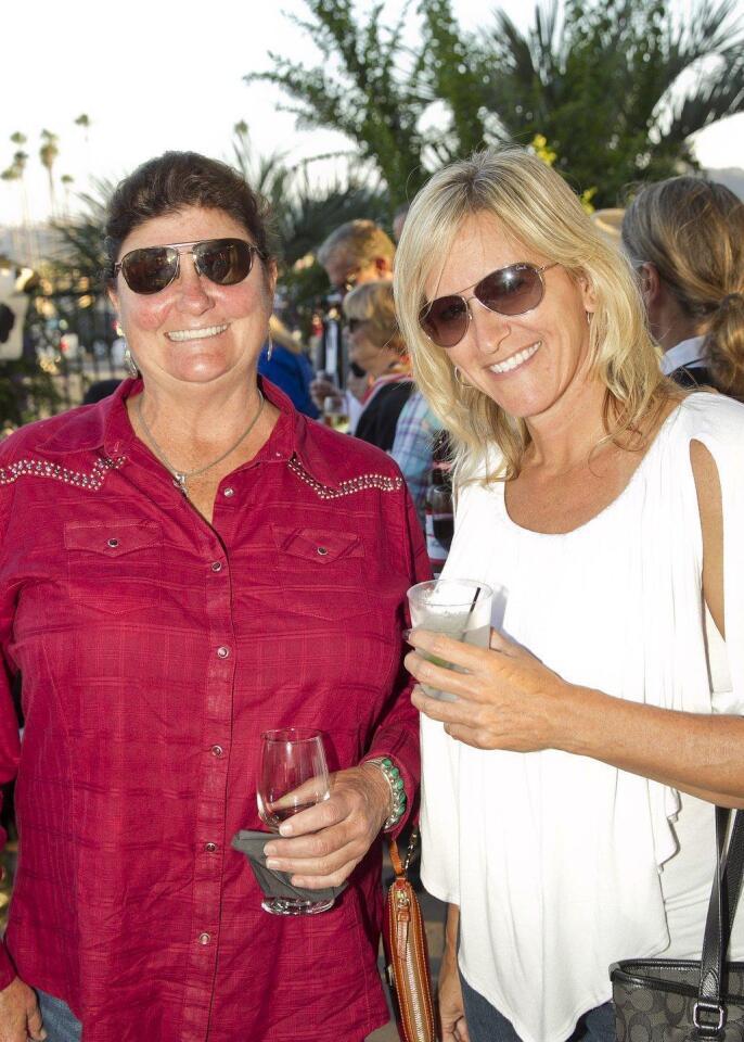 Gigi Hurst, Sherry Stover