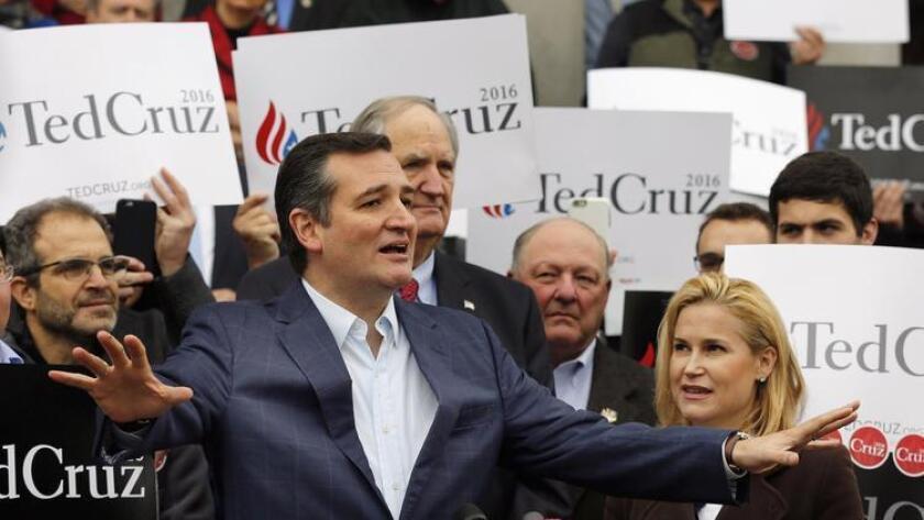 Ted Cruz, de no tener posibilidades, a presidenciable