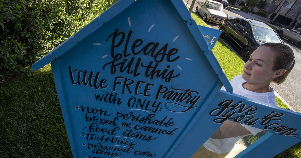 How the Little Free Library led to the Little Free Pantry, a fast-growing approach to helping those in need