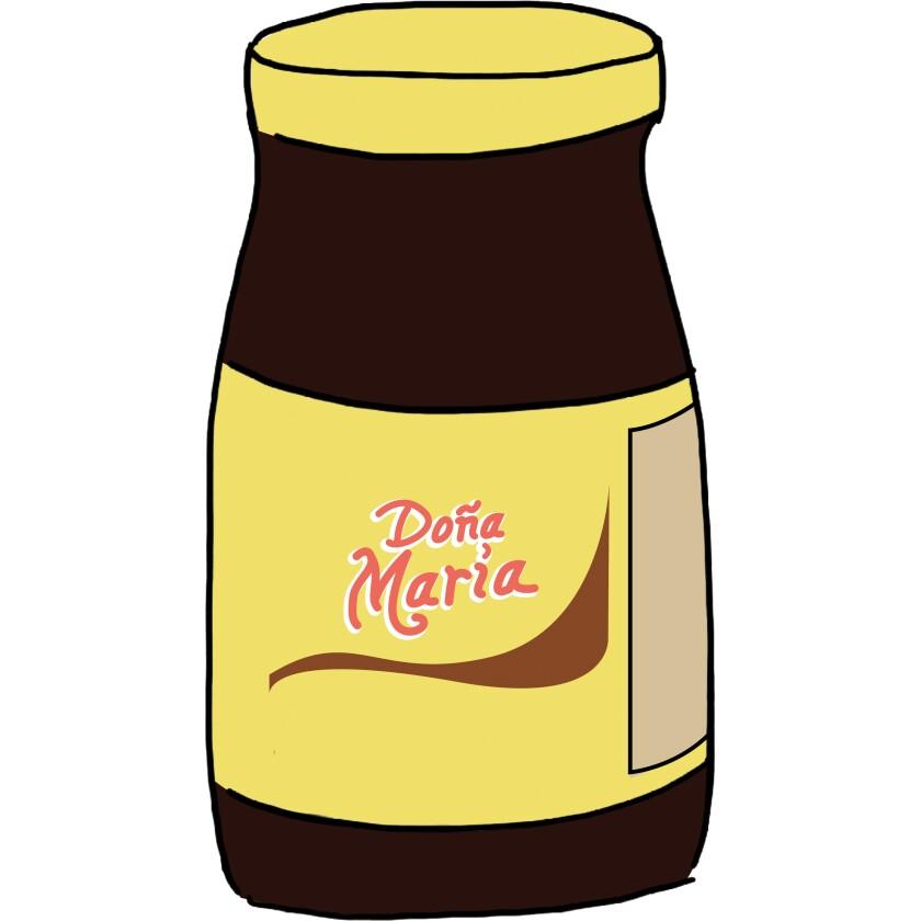 Doña Maria mole