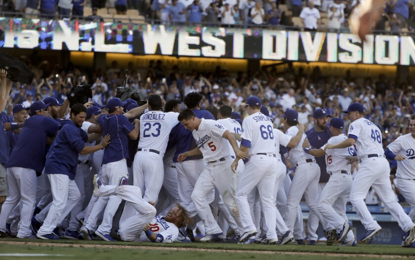 This Dodgers team has similar vibe to 1988 champions