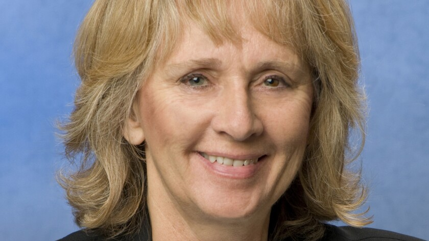 Sally Roush has been appointed interim president of San Diego State. She will serve in that capacity until a new president is selected in 2018 by Cal State's Board of Trustees.