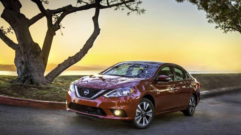 El nuevo 2016, Nissan Sentra.