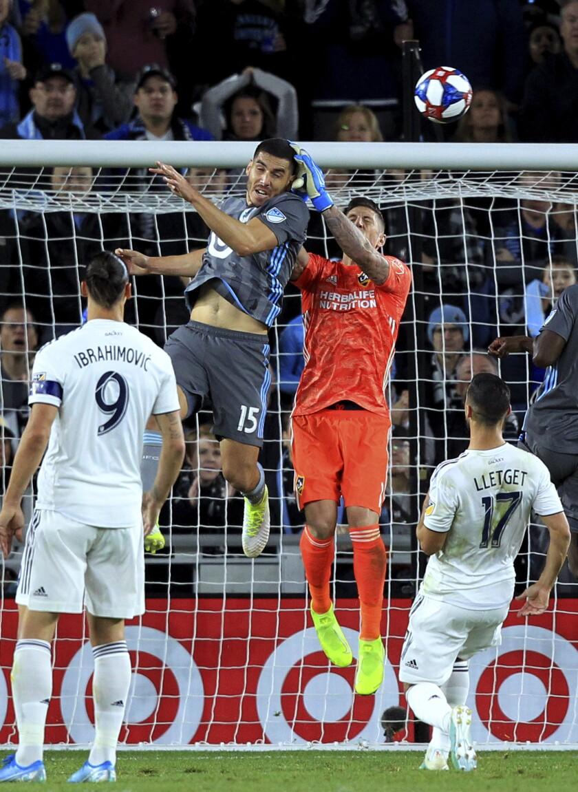 MLS Galaxy United Soccer