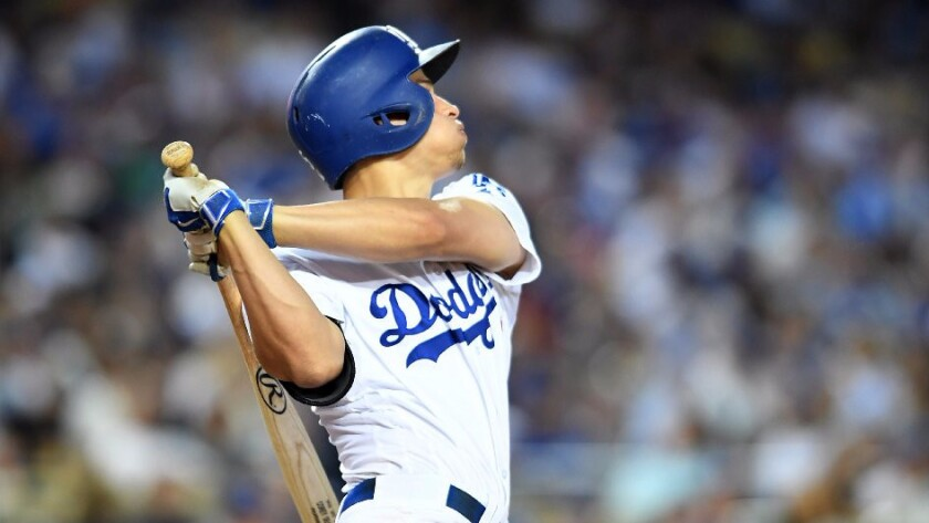 For the Dodgers, Corey Seager in the home run derby could be a disaster