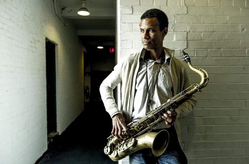 Saxophonist Mark Turner
