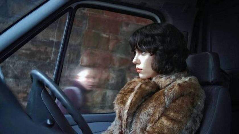'Under the Skin' an undercover look at Earth through alien eyes