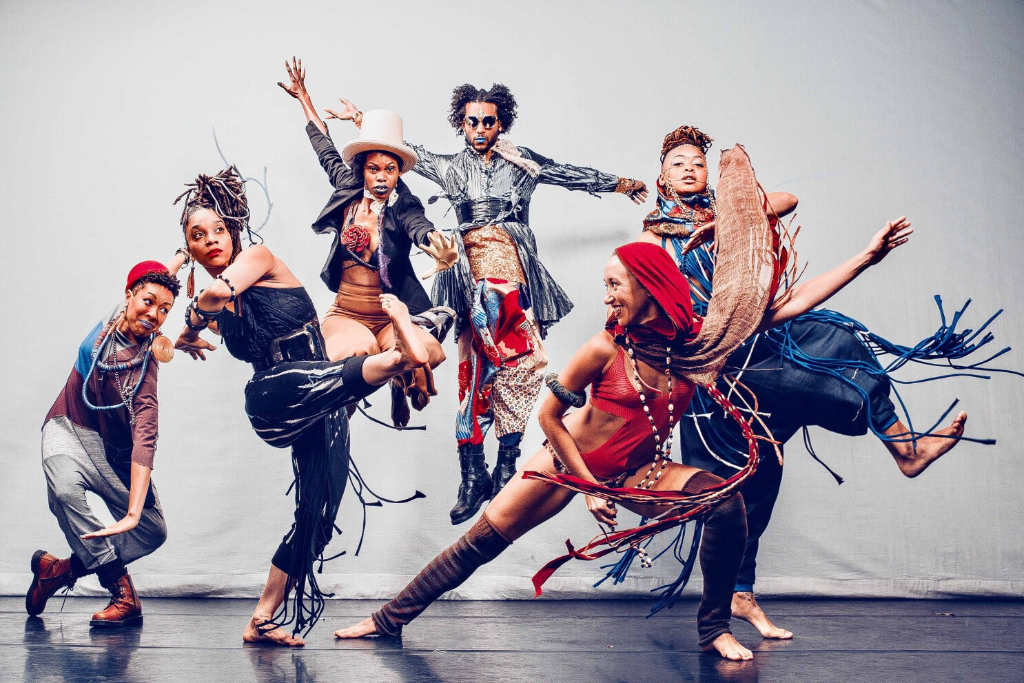 Dance in L.A. this week: Urban Bush Women and Forever Flamenco