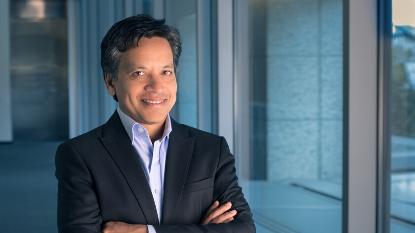 Deepak Srivastava, who studies how embryonic stem cells grow into a heart, is president-elect of the International Society for Stem Cell Research.