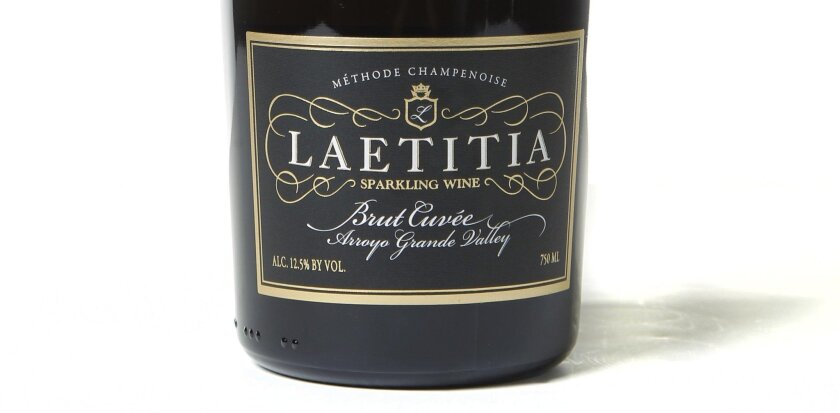 There's a reason this sparkler from Laetitia on California's Central Coast tastes so deliciously French.