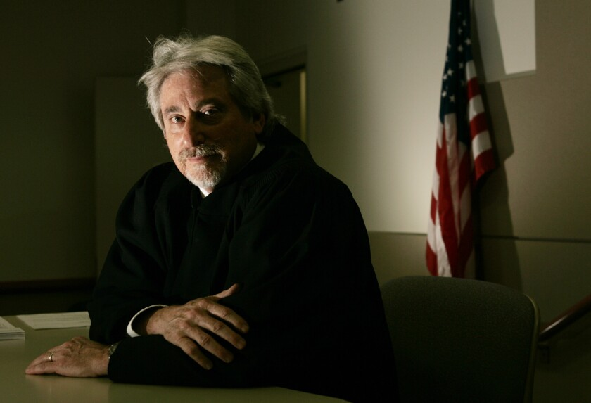 Judge Michael Nash urged more protections for youth in foster care and the juvenile delinquency system.