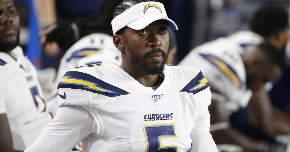 Column: With Philip Rivers gone, are Chargers doomed? Not so fast