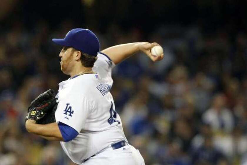 Daily Dodger in Review: Aaron Harang was mediocre, and that's OK
