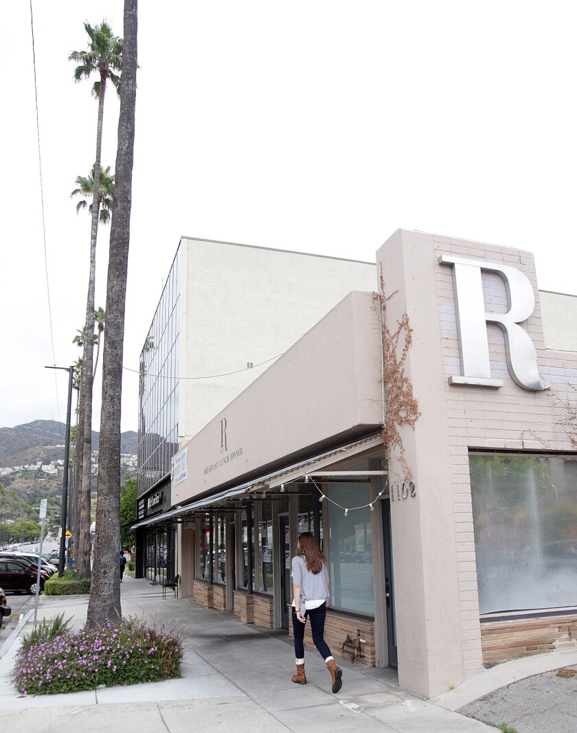The formerRecess Eatery sits vacant in Glendale on Thursday, May 5, 2016.